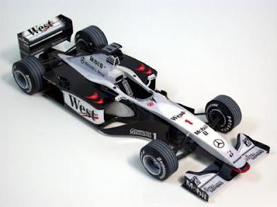 McLaren 2000 Hakkinen