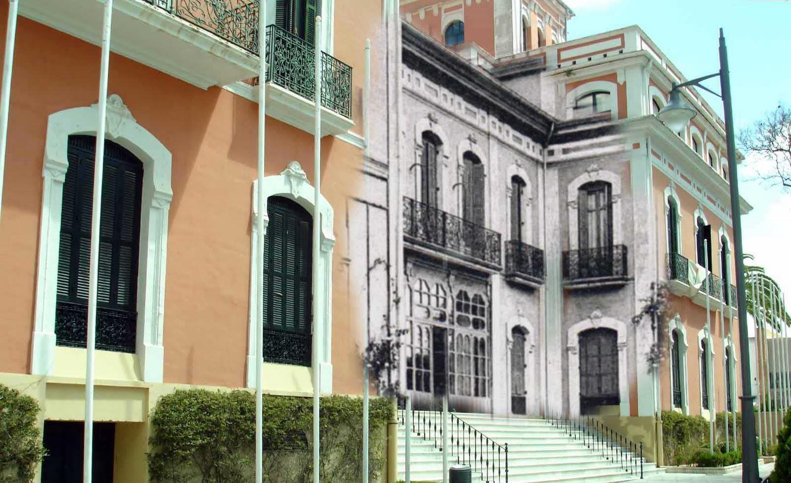 Huelva antigua la casa col n hotel col n - Casa colon huelva ...