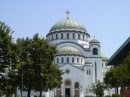 Belgrade, Serbia - Church of St. Sava