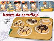 SEMANA DEL 10 AL 14 DE MAYO. Una práctica opción para la cocina de mamá, . (de mayo donuts de camuflaje)