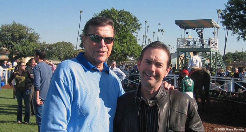 Peter Eurton and Michael Mellen