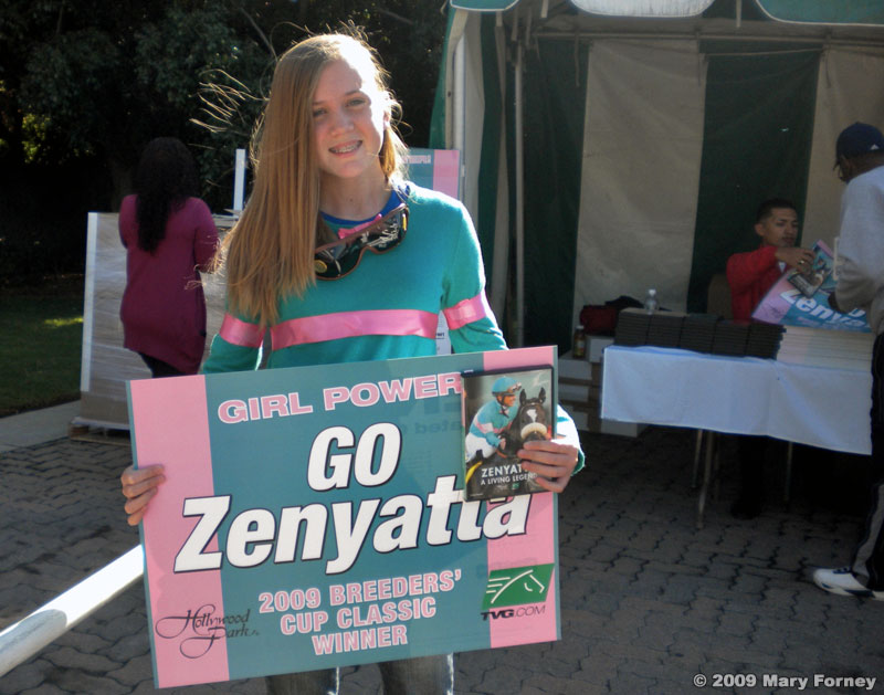 Zenyatta fan