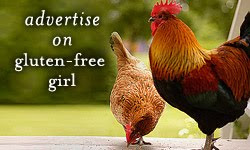 Advertise on Gluten-Free Girl and the Chef