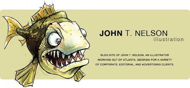 John Nelson Illustration