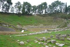 Το Αρχαίο Θέατρο Μεγαλόπολης