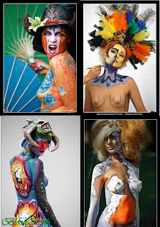 Unique Body Painting Festival