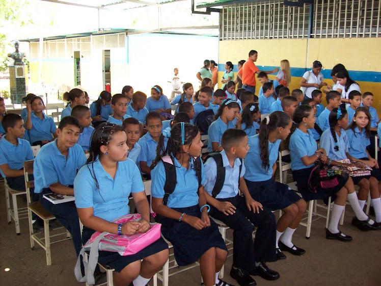 Bienvenida Escolar 2010-2011