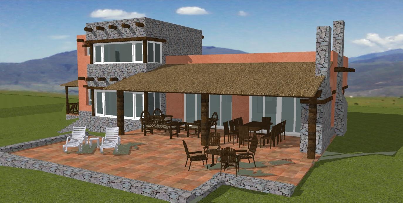 Dc y asociados casas tafi del valle - Casas en llica de vall ...