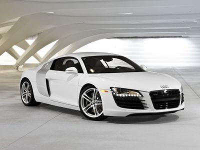 Audi on Car Pictures  Audi R8