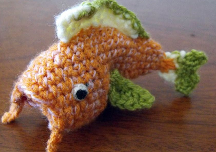2000 Free Amigurumi Patterns: Sushi Fish