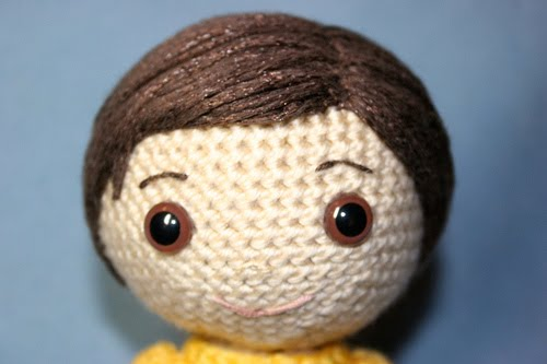 Hair On Amigurumi : 2000 Free Amigurumi Patterns: Amigurumi Hair
