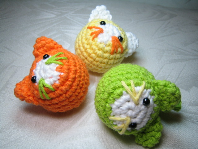 Free Amigurumi Patterns Juggling Cats