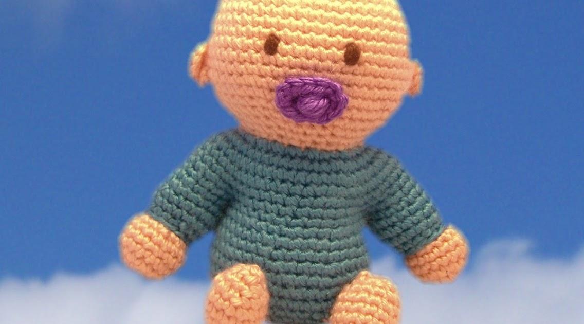 Amigurumi Human Pattern : 2000 Free Amigurumi Patterns: Baby