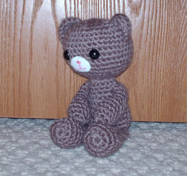 Free Amigurumi Patterns Horse : 2000 Free Amigurumi Patterns: Little Bear Pattern