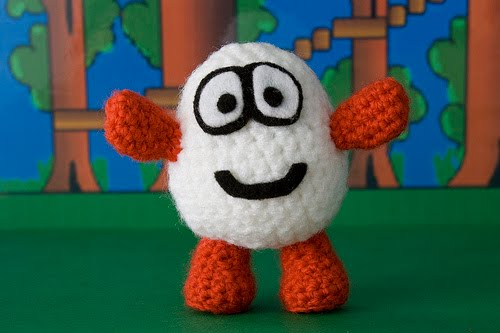 Goofy Amigurumi Free Pattern : Amigurumi Patterns For Beginners