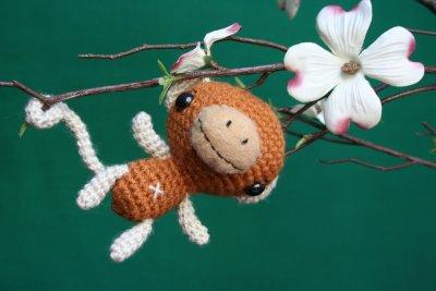 Amigurumi Monkey Patron Gratis : 2000 Free Amigurumi Patterns: Monkey