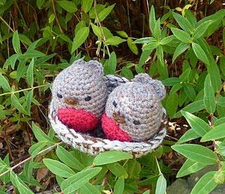 Amigurumi Crochet Animal Patterns : 2000 Free Amigurumi Patterns: Love nest