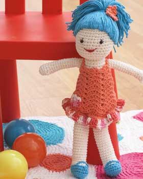 2000 Free Amigurumi Patterns: Handicrafter Cotton - Doll