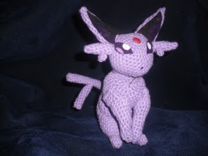 ToyDesigningVashti: Pokemon Crochet Book ARRIVED
