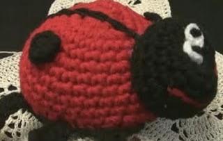 Amigurumi Care Instructions : 2000 Free Amigurumi Patterns: Ladybug