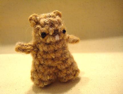 Free Crochet Patterns Groundhog : 2000 Free Amigurumi Patterns: Happy ground hog day