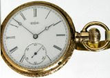 Men's Pocket Watch, Elgin Pocket Watch