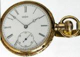Men's Pocket Watch, Elgin Pocket Watch