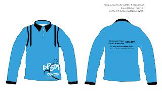 Baju T-Shirt PPSM KIY: