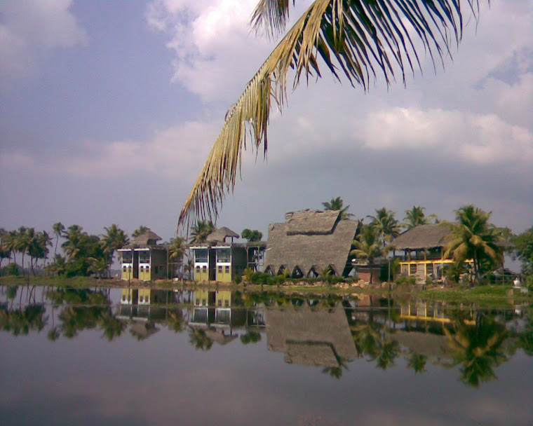 Backwater Island resort