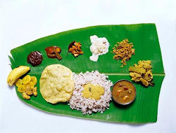 Kerala Typical food