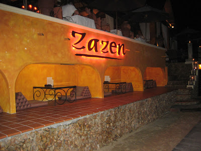 Zazen restaurant and boutique hotel