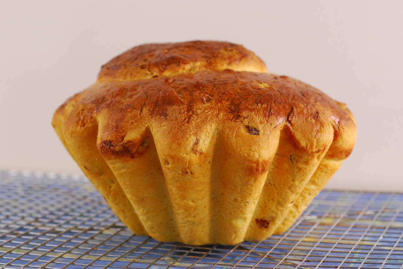 Know Whey: Savory Saffron Brioche with Rosemary and ...