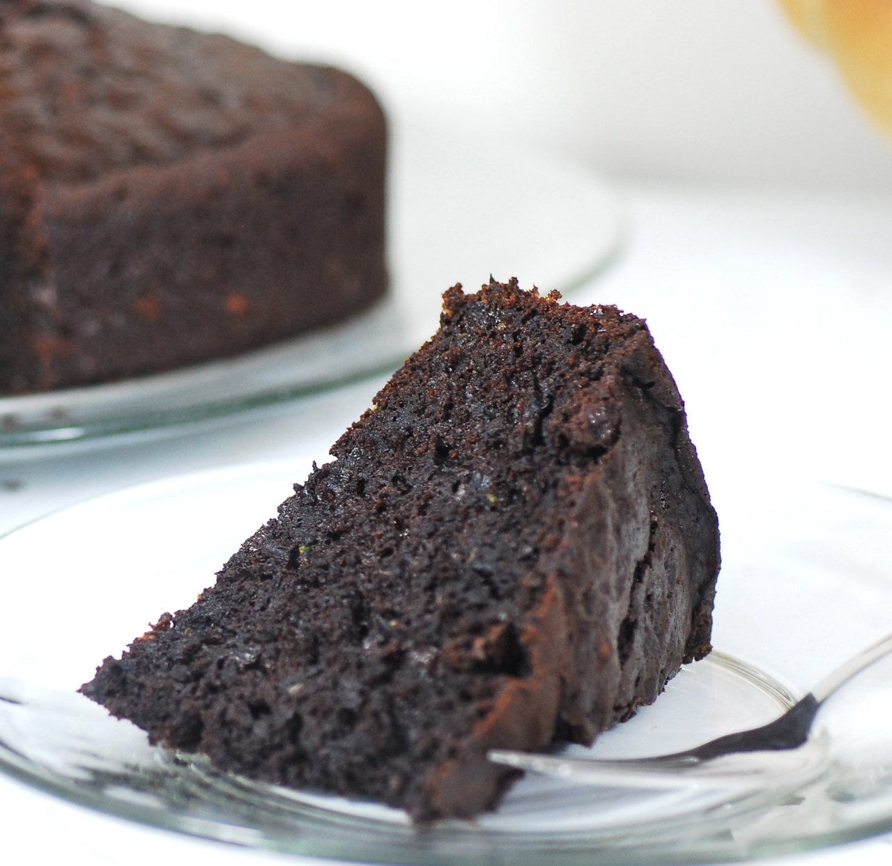 Know Whey: Ultimate Chocolate Zucchini Cake