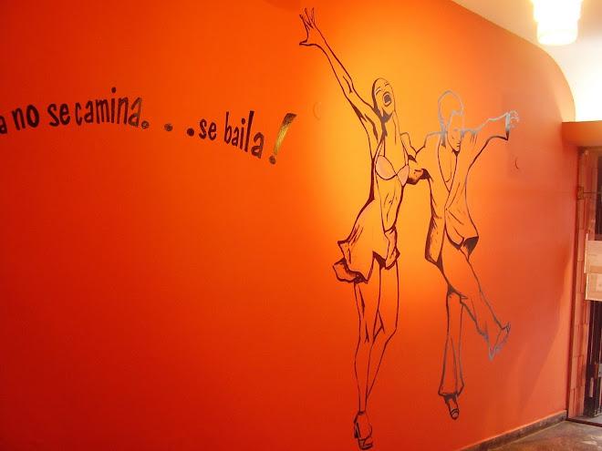 """mural """"Mambo en 2"""""""