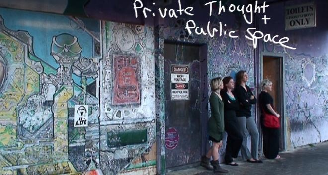 Private Thought and Public Space