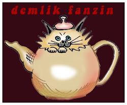 Demlik Fanzin 15 günde bir Kedi'de