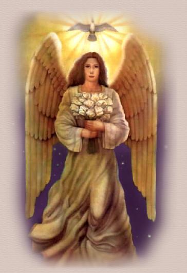 Invocación al Arcángel Gabriel.