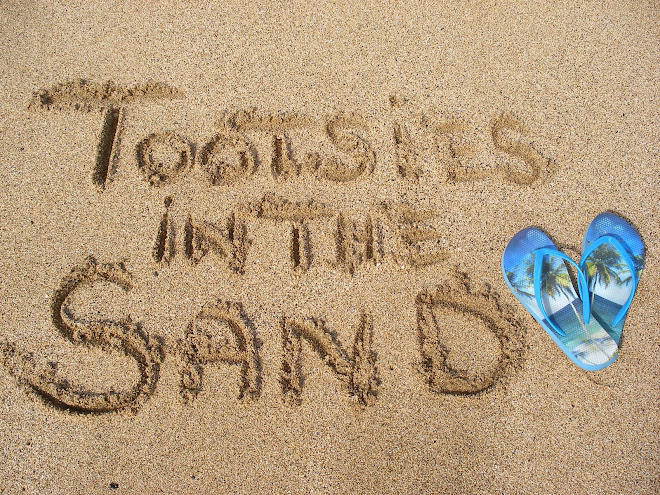 Tootsies in the Sand
