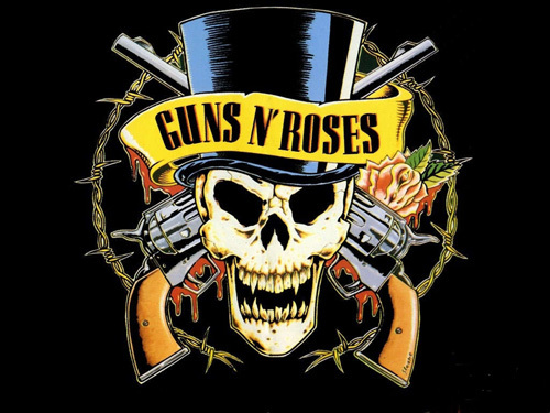Guns N' Roses set to begin work on new album!