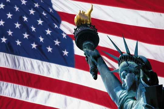 wavy american flag clip art. waving american flag clip art