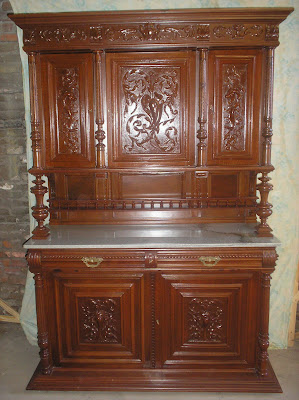 Mueble antiguo estilo renacentista - Muebles estilo antiguo ...