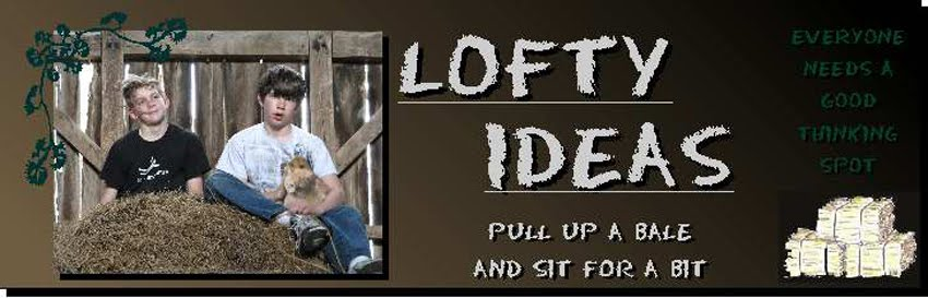 Lofty Ideas