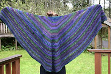 The Venita Shawl