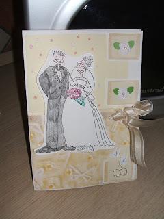 hand drawn wedding