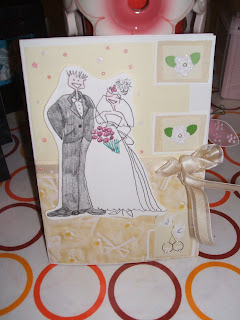 hand drawn wedding