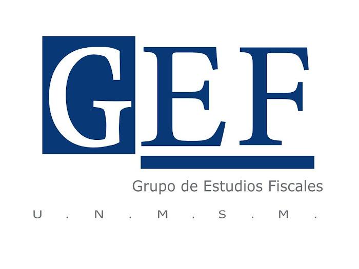 Grupo de Estudios Fiscales