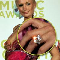 Wedding Ring Baguette