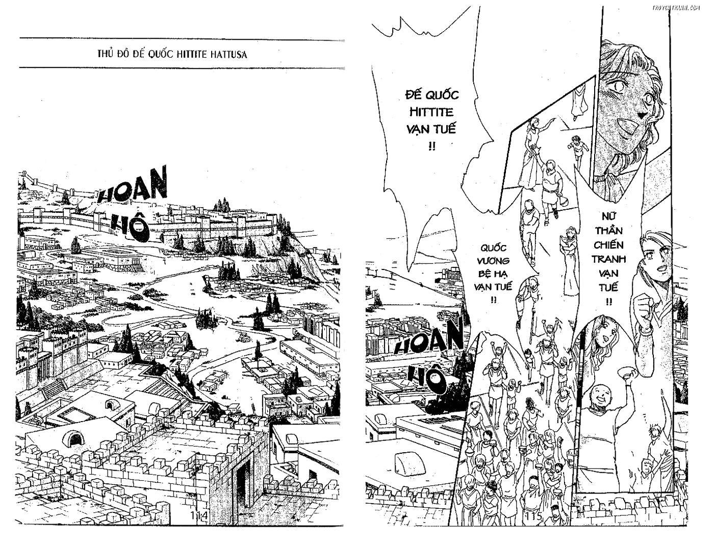 Dòng sông huyền bí Chap 76 trang 1