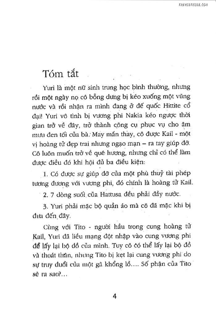 Dòng sông huyền bí Chap 74 trang 5
