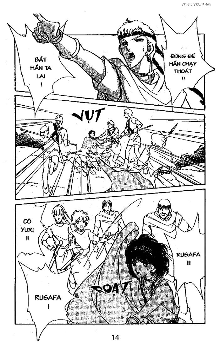 Sora wa Akai Kawa no Hotori - Dòng sông huyền bí Chapter 74 - Trang 13
